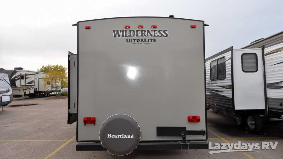 2017 Heartland WILDERNESS 2775RB