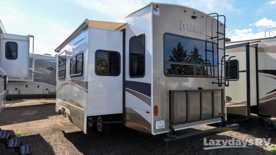 2016 Forest River Wildcat 275CKX
