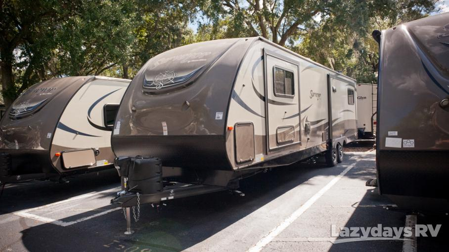 2016 Forest River Surveyor 33RETS