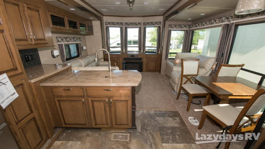 2017 Forest River Cedar Creek Cottage 40cfe2 For Sale In
