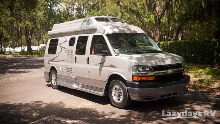 2007 Pleasure-Way Lexor TS 21