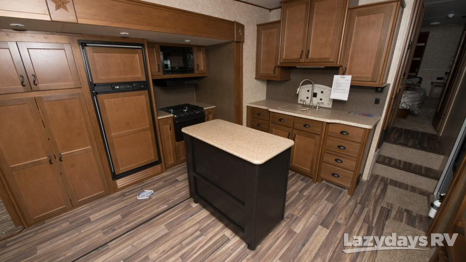 2017 Open Range Light 319RLS