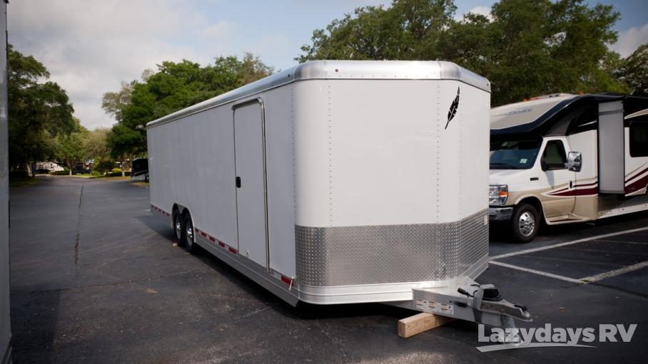 2016 Featherlite Enclosed Car Trailer 4926 LQ