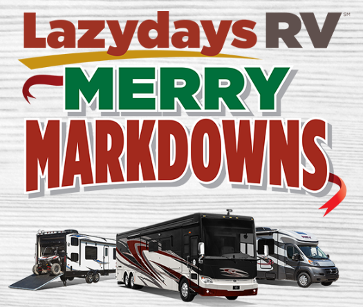 Merry Markdowns RV Sale