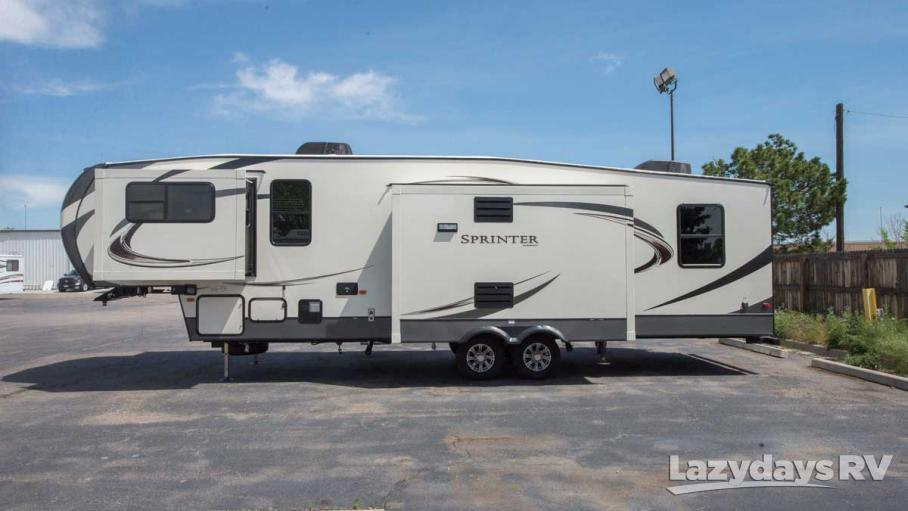 2018 Keystone RV Sprinter FW 297FWRLS