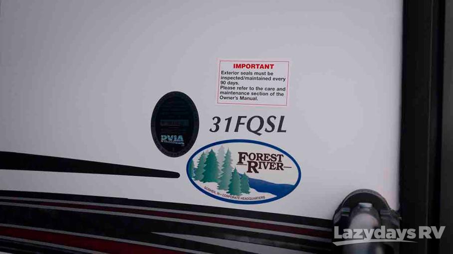 2015 Forest River XLR Nitro 31FQSL