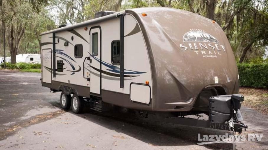 2013 Crossroads RV Sunset Trail TT 32PB