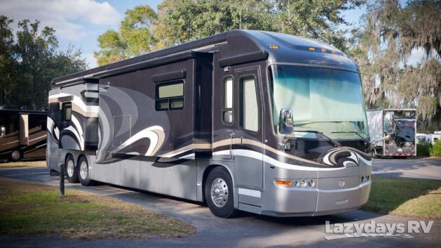 2012 Entegra Coach Cornerstone 45RBQ