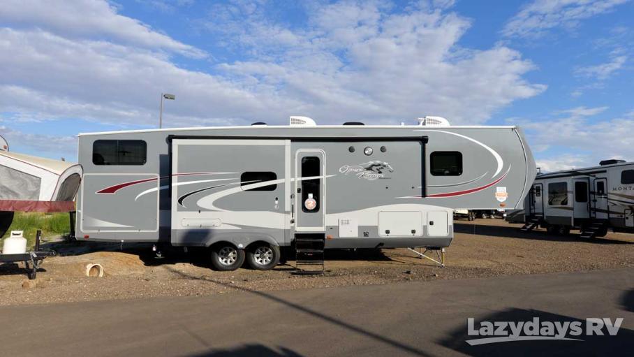 2017 Open Range Roamer 367BHS