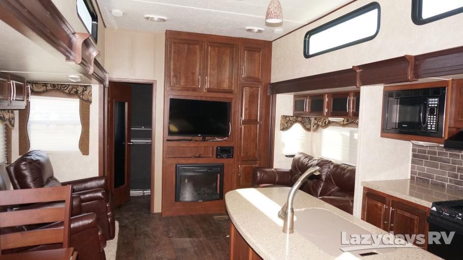 2015 Keystone RV Cougar 338PAT