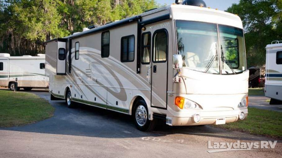 2007 Fleetwood RV Excursion 39V