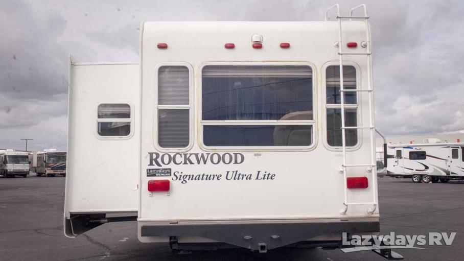 2010 Rockwood Signature Ultra Lite 8285WS