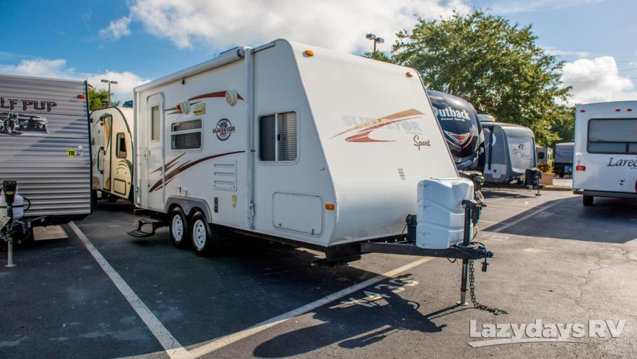 2009 Forest River Surveyor Sport 186