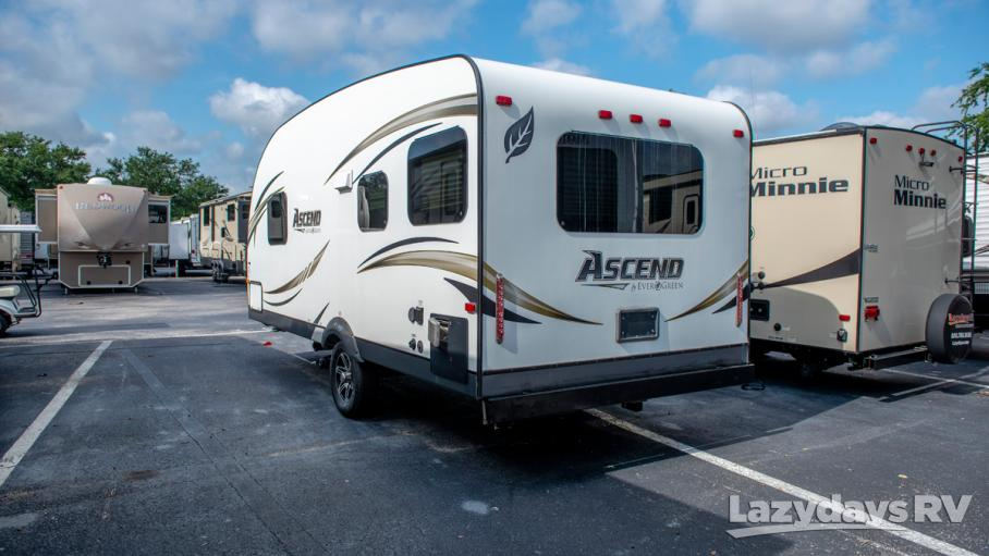 2015 Evergreen Ascend 191RD