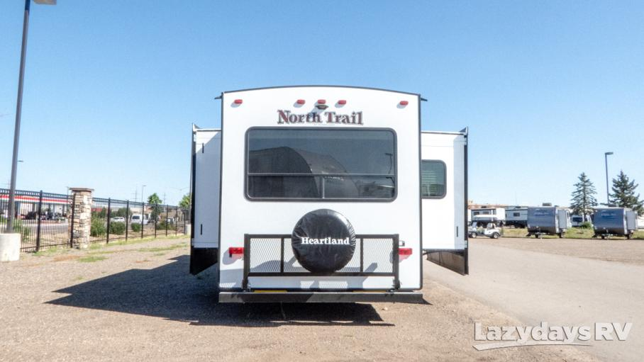 2020 Heartland North Trail 33RETS
