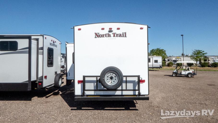 2020 Heartland North Trail 31BHDD