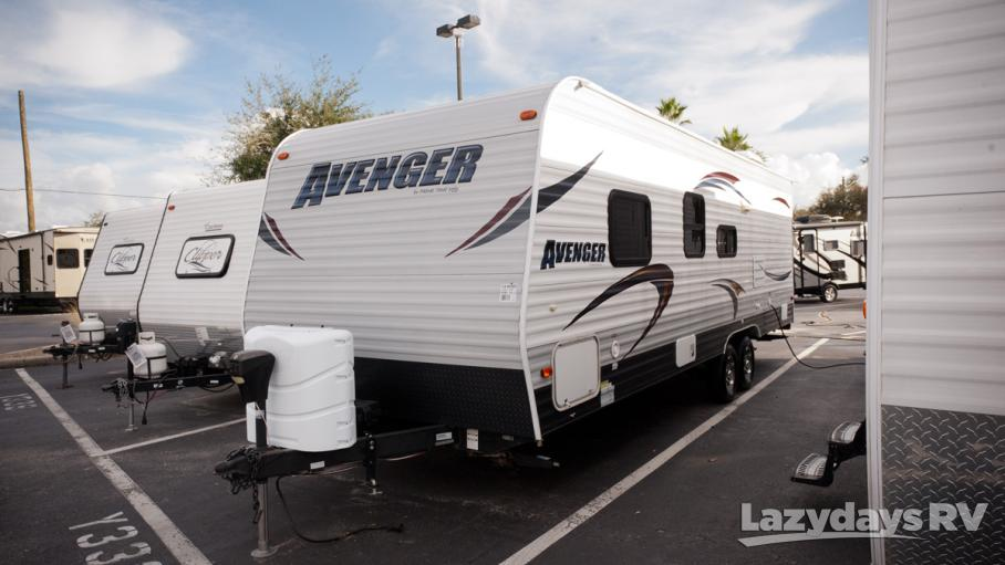 2014 Forest River Prime Time Avenger 26BH