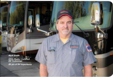 Employee Spotlight: Meet RV Service Tech Mark Smith