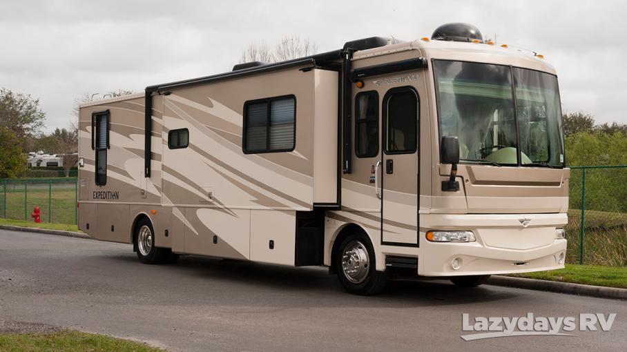 2007 Fleetwood RV Expedition 38S