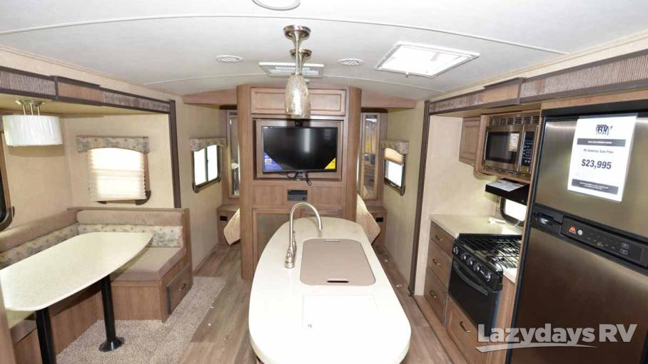 2015 Cruiser RV Fun Finder 233RBS