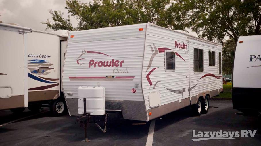 2007 Fleetwood RV Prowler 280FQ