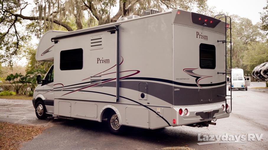 2012 Coachmen Prism 220