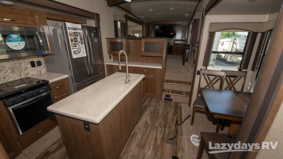2019 Forest River Cedar Creek Silverback 37rth For Sale In