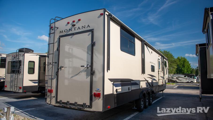 2020 Keystone RV Montana High Country 381TH