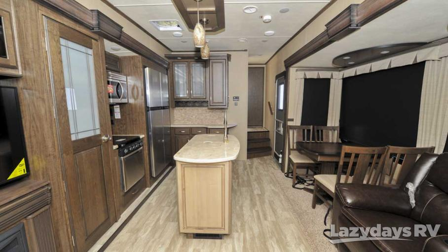 2017 Grand Design  Solitude 321RL