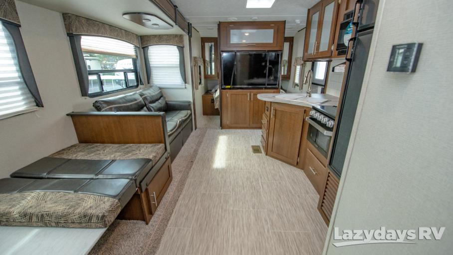 2019 Forest River Wildcat 292QBD