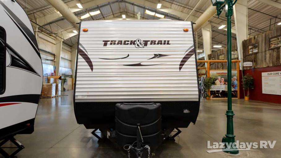 2017 Gulf Stream Track N Trail 17RTHSE