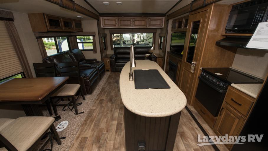 2017 Grand Design  Reflection 337RLS
