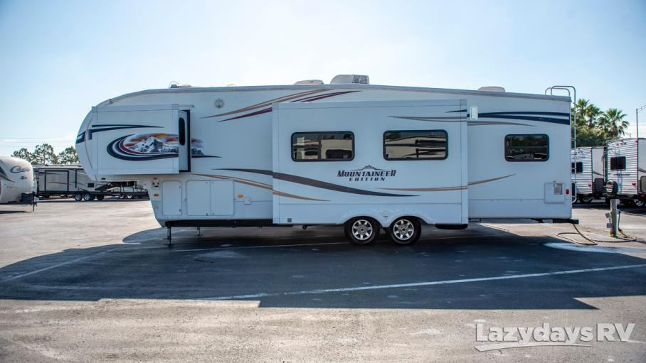 2011 Keystone RV Mountaineer 347TH