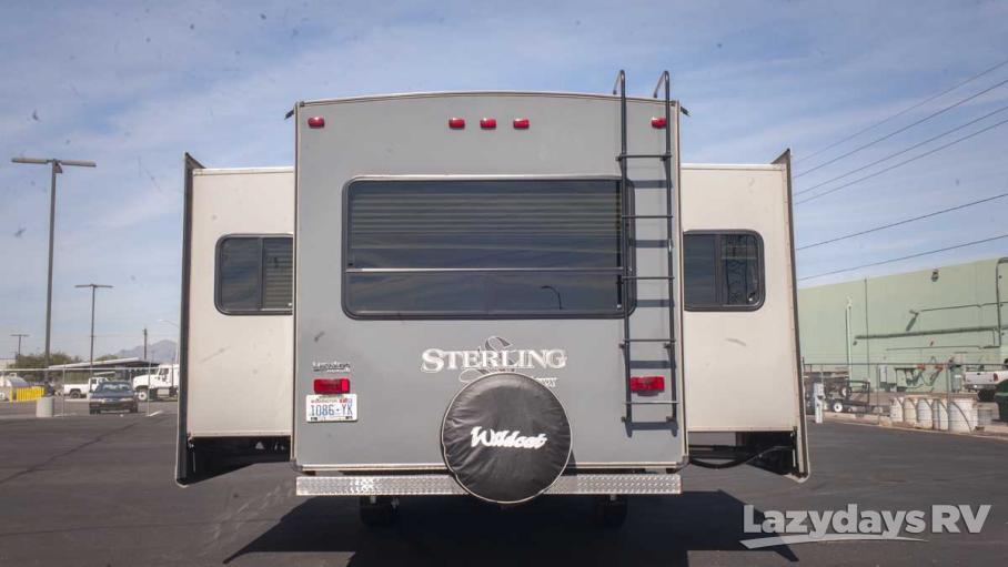 2013 Sterling Sterling Maxx M-32RL