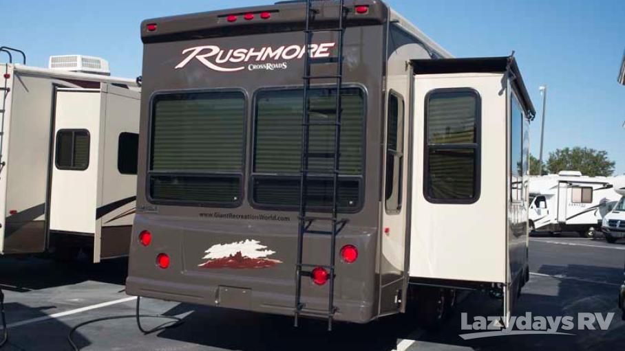 2012 Crossroads RV Rushmore 34SB12