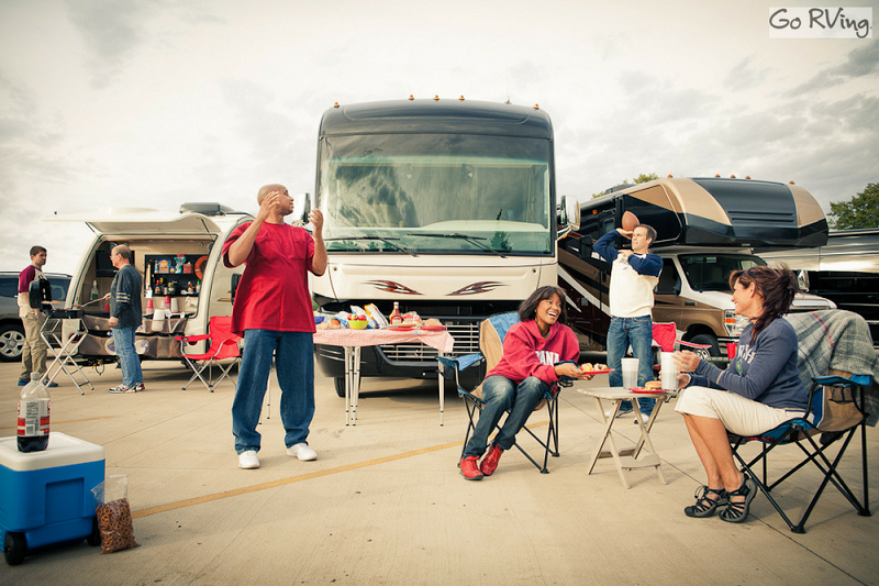 Florida Bowl Game RV Rental