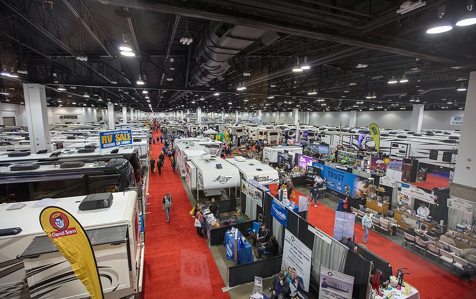 2019 Colorado RV Adventure Travel Show
