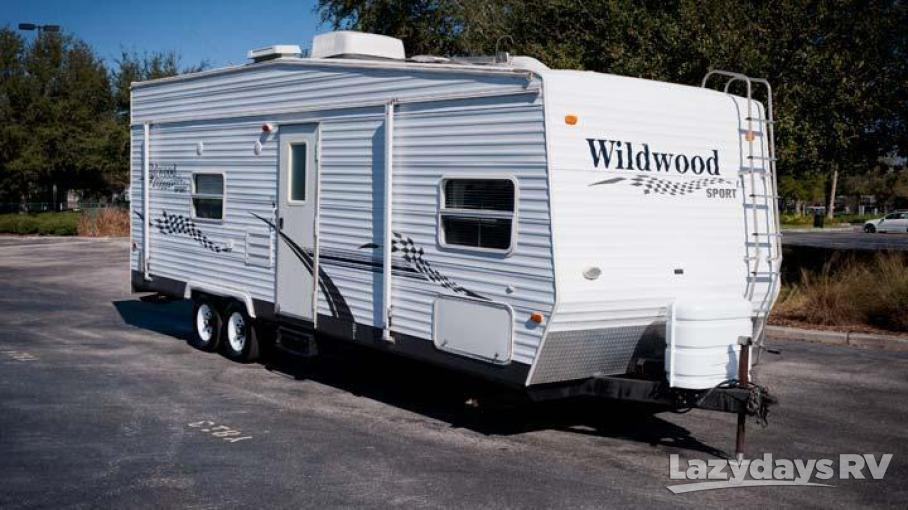 2007 Forest River Wildwood LE 27BHBS