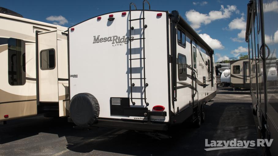 2018 Highland Ridge RV Mesa Ridge 2802BH