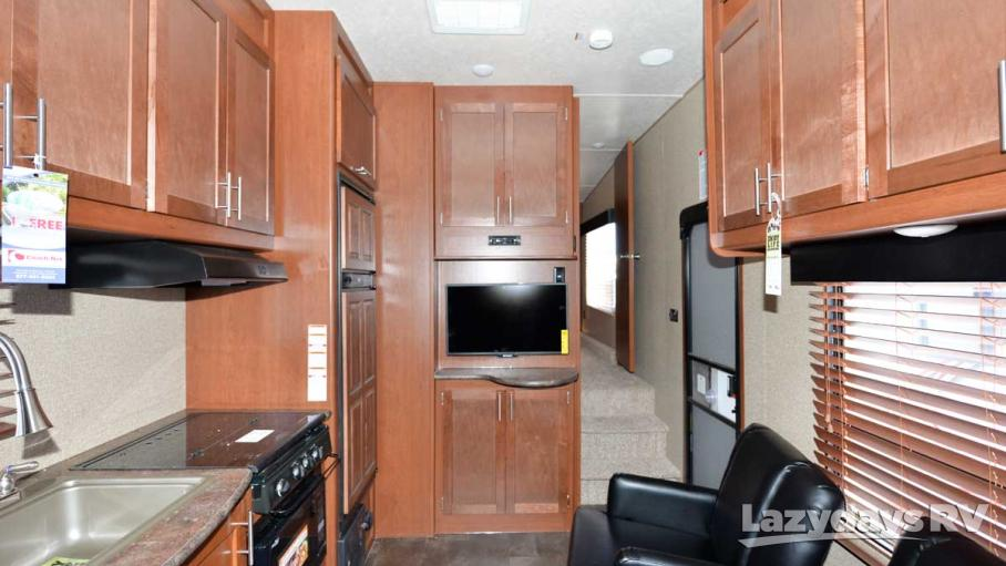 2016 Forest River  Vengeance 295A