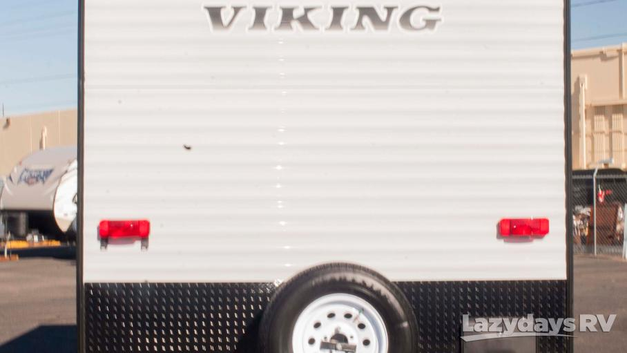 2018 Coachmen Viking 17FQ