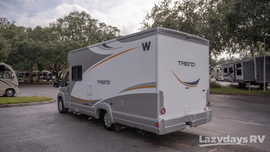 2014 Winnebago Trend 23L for sale in Tampa, FL   Lazydays