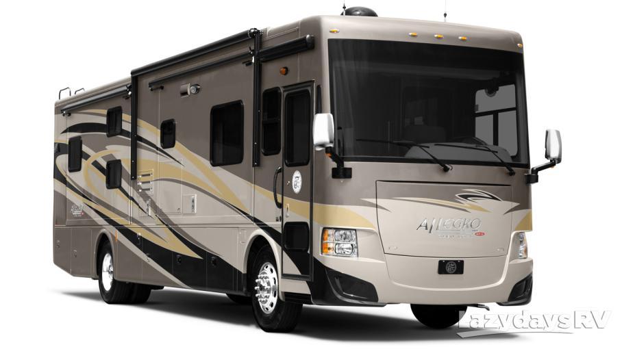 2014 Tiffin Motorhomes Allegro RED