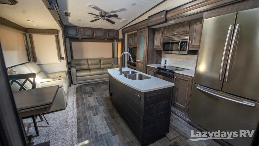 2018 Keystone RV Montana High Country 331RL