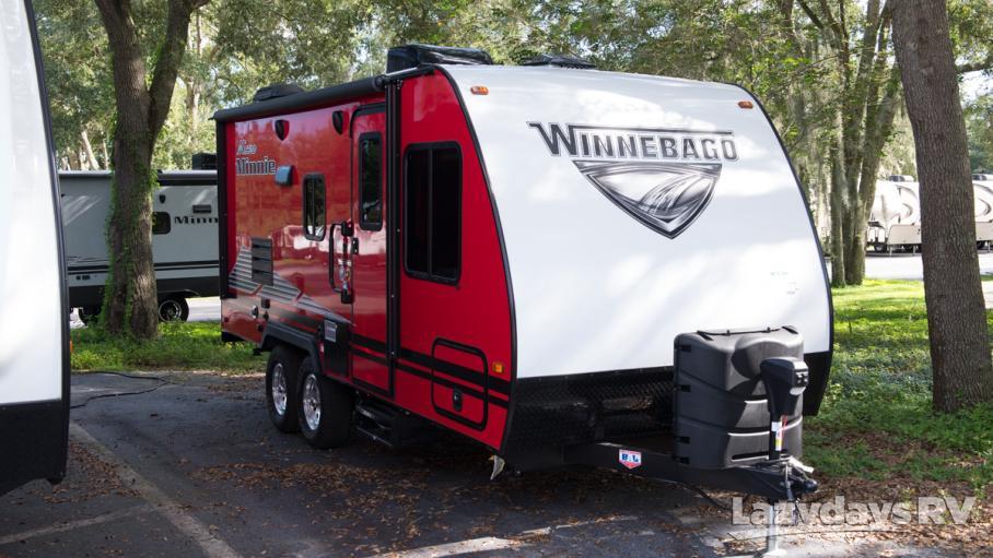 2019 Winnebago Micro Minnie 2100BH