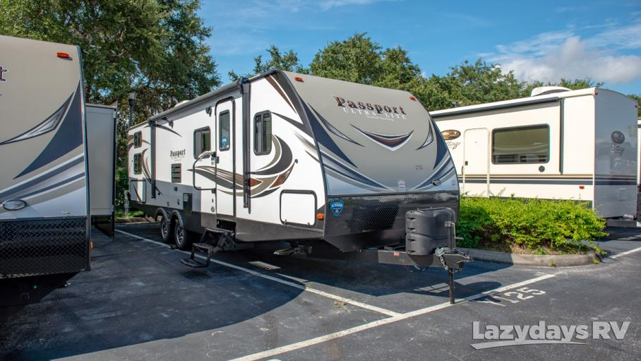 Keystone RV Passport GT