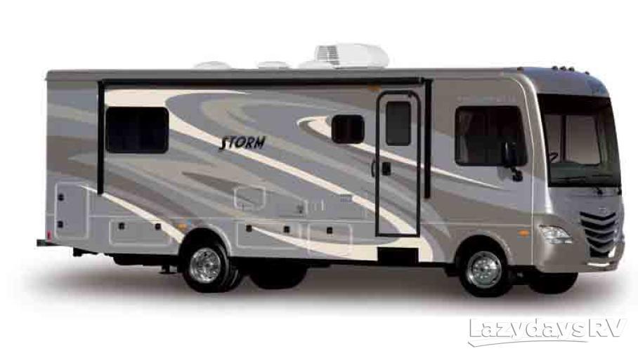2015 Fleetwood RV Storm
