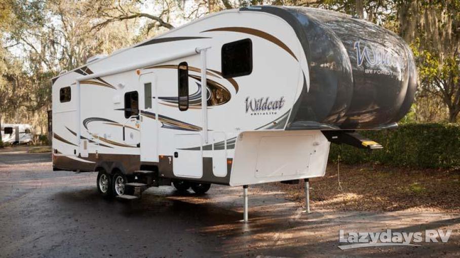 2013 Forest River Wildcat 312BHX