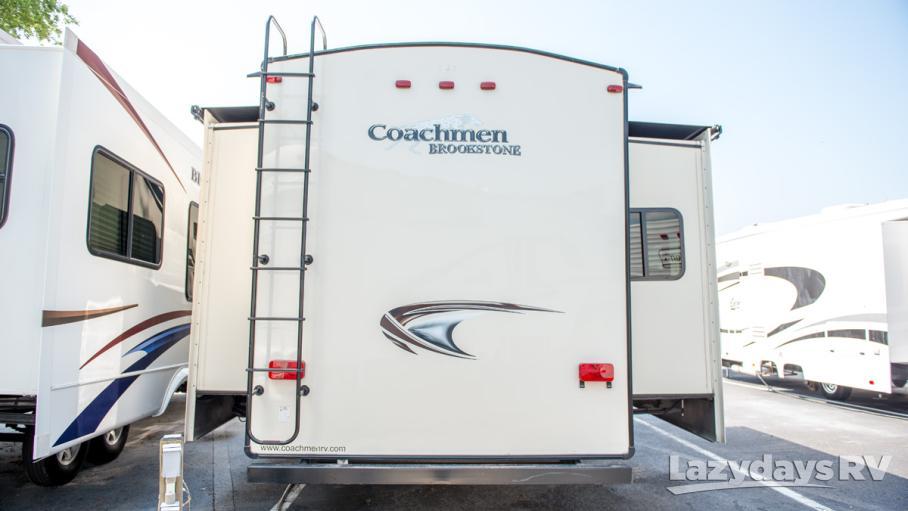2015 Coachmen Brookstone 334RE