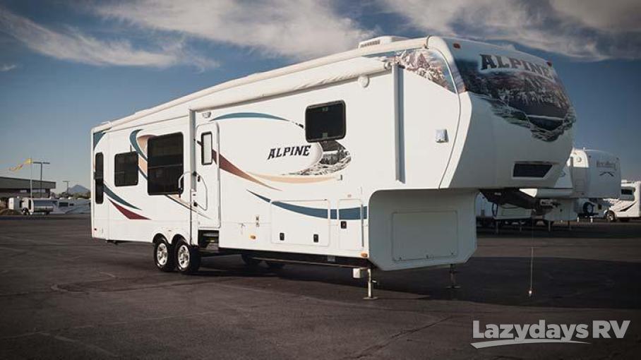 2011 Keystone RV Alpine 3450RL